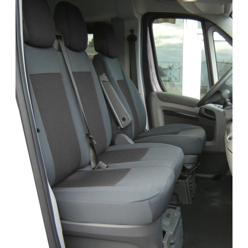 housses utilitaires housse de si ge pour fourgon iveco daily. Black Bedroom Furniture Sets. Home Design Ideas
