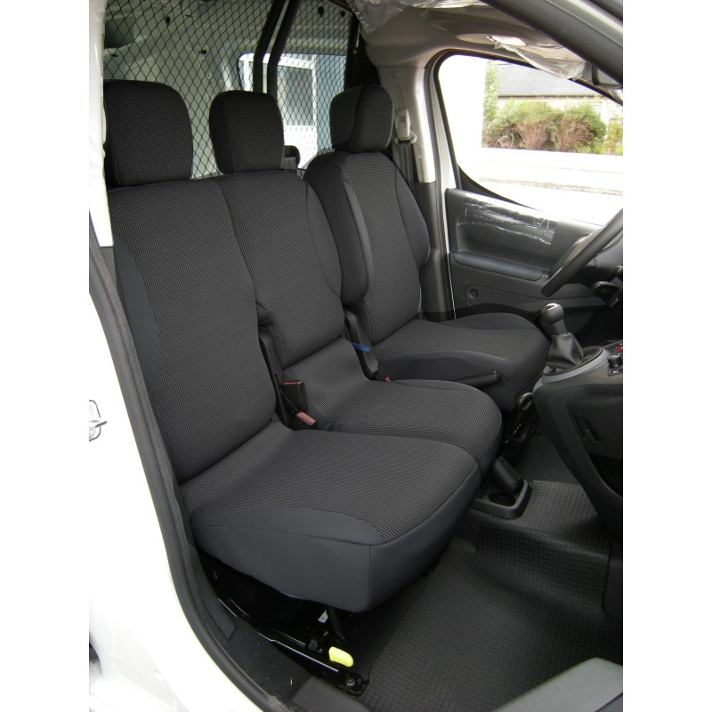 france housse utilitaire housse de si ge citroen berlingo 3 places. Black Bedroom Furniture Sets. Home Design Ideas