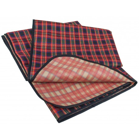 PLAID IMPERMEABLE  AUTO